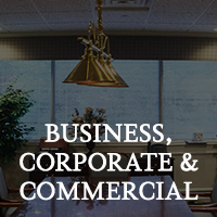 Business, Corporate and Commercial